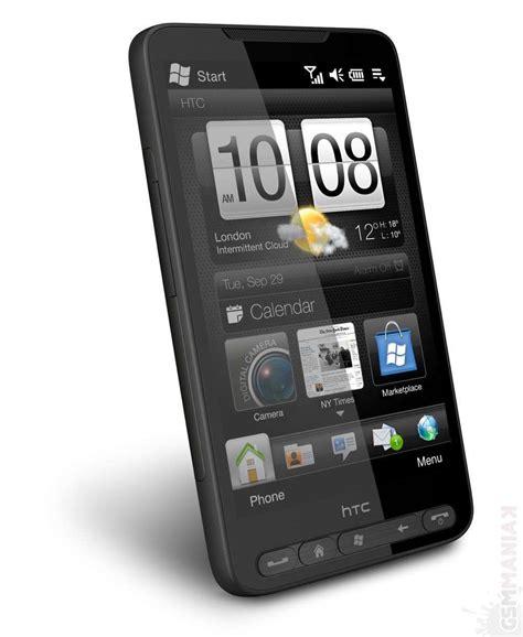 htc hd2 htc 2 touch 2 pro 2 tak綣e z windowsem mobile 6 5