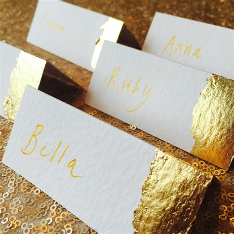 place cards diy diy luxury place cards in under a minute pudding bridge