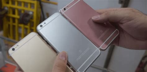 chinese firm unveils  iphone  clone   affordable