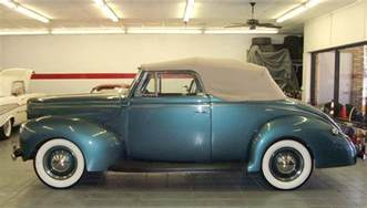 1940 Ford Convertible 1940 Ford Convertible 64111