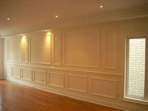 World Secret Renovation: Wainscot Paneling