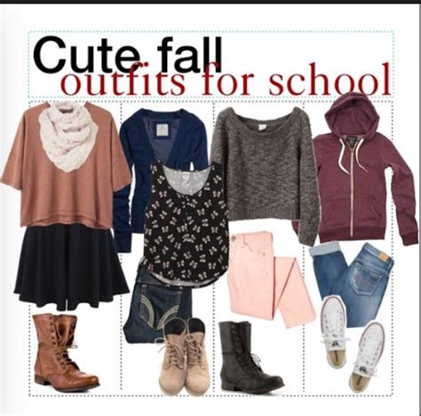 25 best ideas about fall school outfits on pinterest cute outfit ideas for school www pixshark com images