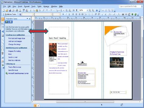 Getting Started Microsoft Publisher PowerPoint