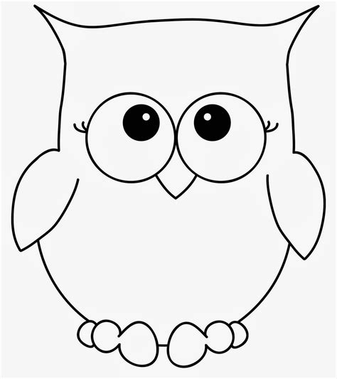 large printable owl body large owl template google search patterns pinterest