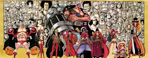 One Piece Film Z Young Marines | extra pattern of one piece loncad