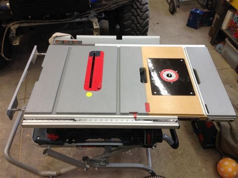 bosch table saw router insert this topic contains 136 replies has 26 voices and was