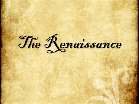 renaissance powerpoint template eng4u the renaissance in hamlet post renaissance vs