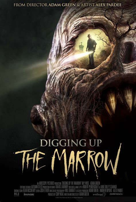 Film Digging Up The Marrow | films tv ariescope pictures