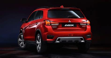 mitsubishi asx 2020 test drive mitsubishi asx facelift ปร บอ กคร ง อเนกประสงค เล ก จ อ