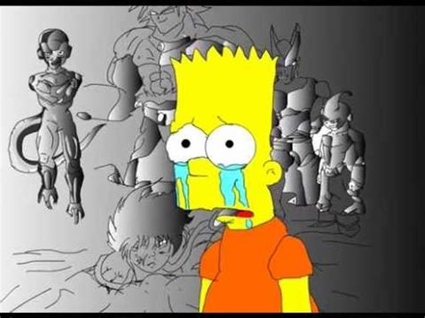 bart triste bart simpson dice una noticia triste youtube