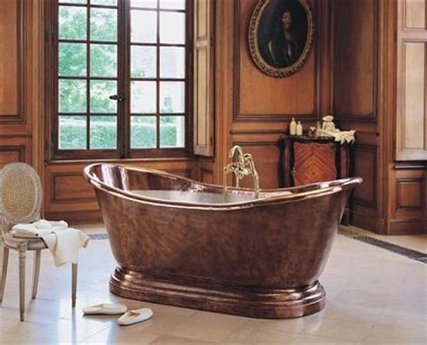 copper freestanding bathtubs a selection of the most unique freestanding bathtubs is introduced by homethangs com