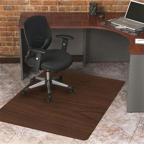 Corner Desk Chair Mat by Chair Mat For Carpet Corner Desk