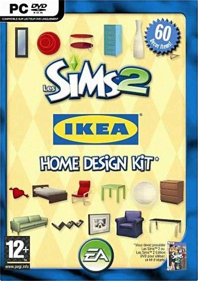 sims 2 ikea home design kit les sims 2 kit ikea home design sur jeux vid 233 o achat