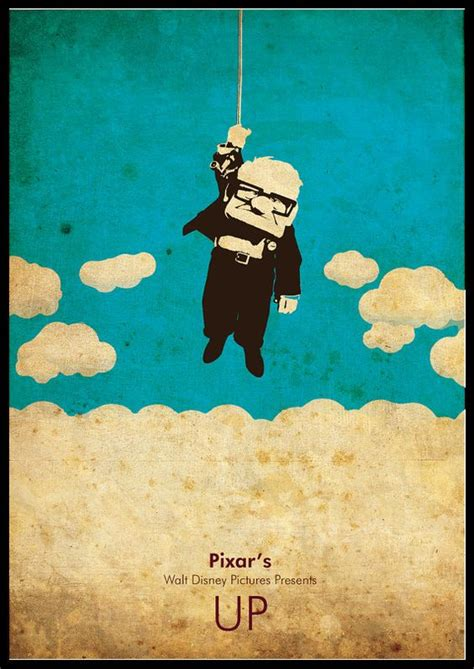 minimalist pixar posters minimalist pixar s disney a3 poster up by cutejungle on