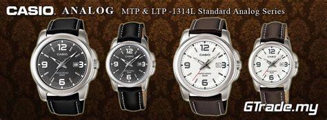 Casio Standard Ltp 1314l 8av casio standard mtp 1314l 8av ltp 1314l 8av analog