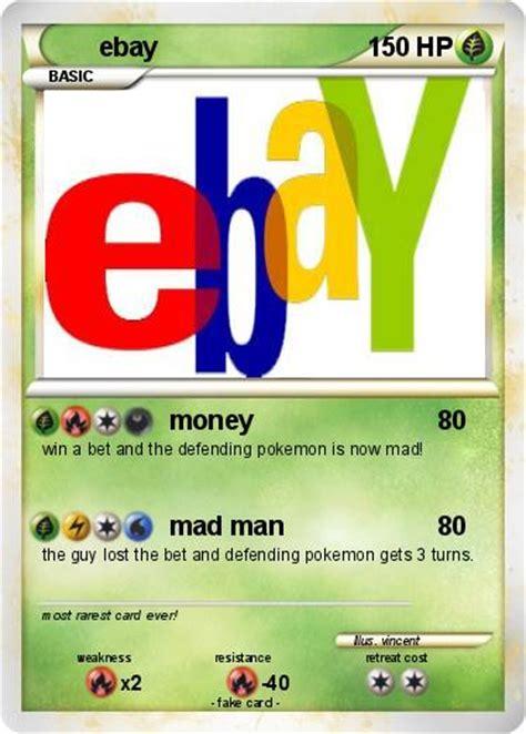 cards ebay pok 233 mon ebay 6 6 money my card
