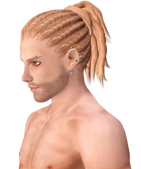 Dreadlocks Hairstyle 004 By Kijiko dreadlocks hairstyle 004 by kijiko sims 3 hairs