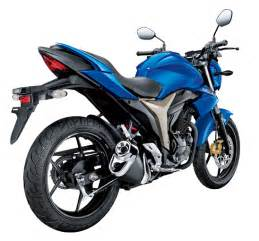 Suzuki In The New Suzuki Gixxer