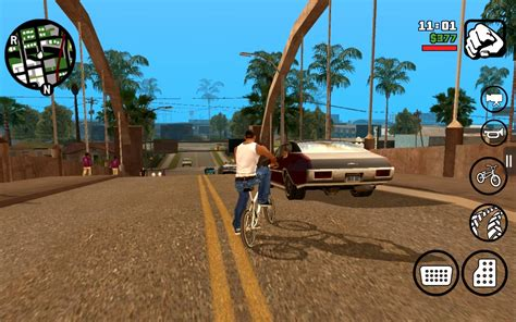 gta san andreas android grand theft auto san andreas android review