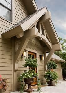 Front Gable Roof Exterior Front Entrance Design Ideas Exterior Craftsman