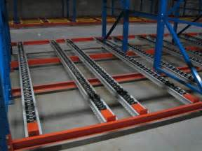 our pallet flow rack systems offer solutions to your
