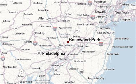 rosewood usa map rosewood park pennsylvania weather forecast