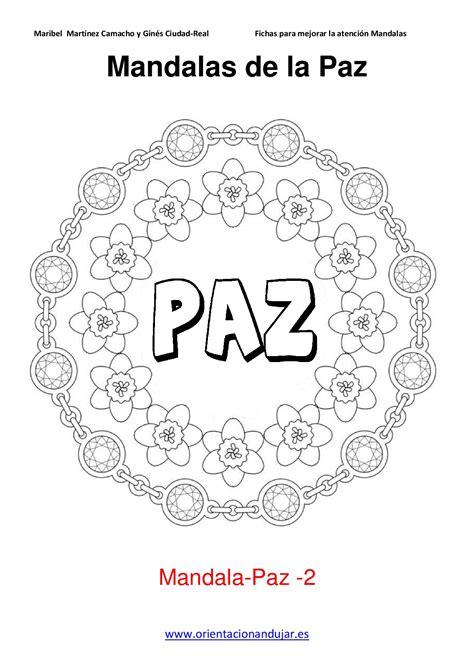 Imagenes De Mandalas De La Paz   mandalas dia de la paz 3 imagenes educativas