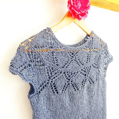 knitting patterns summer tops handy lazy summer mornings are the best time for