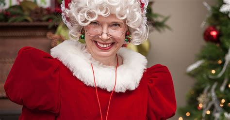 could santa claus be a woman these children give their