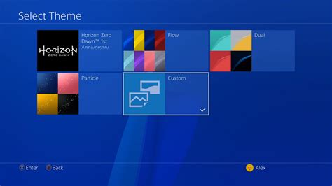 ps4 themes make your own how to create your own ps4 custom wallpapers via usb in 8