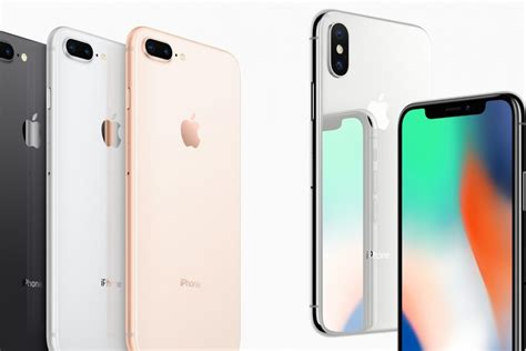 iphone x iphone 8 8 plus compared specs prices and launch dates style magazine south