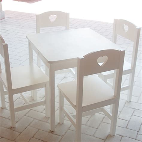 home dzine home diy kiddies table and chairs
