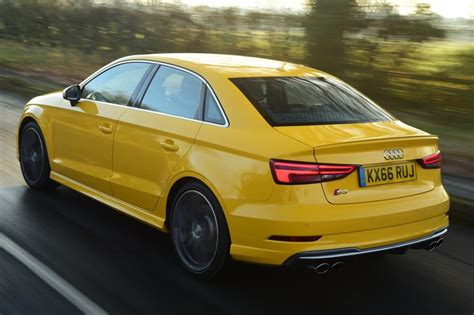 Audi S3 Limousine by New Audi S3 Saloon 2017 Review Pictures Auto Express