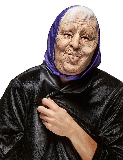 e dame masque vielle dame adulte deguise toi achat de