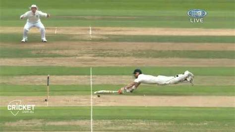 cricket duck warner s dive to avoid duck cricket au