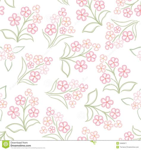 flower pattern line vector abstract swirl flower texture stock image image 34685871