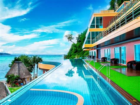 best hotel on phi phi island phi phi cliff resort in koh phi phi room deals