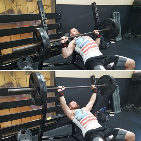 correct incline bench press form bigger leaner stronger results and workout routine