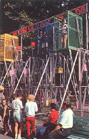 swinging gym carnival ride for sale rides from the past swinging gym fuzzy words of wisdom