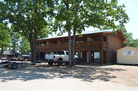 Lake Fork Cabins by Pope S Landing Marina And Motel Lake Fork