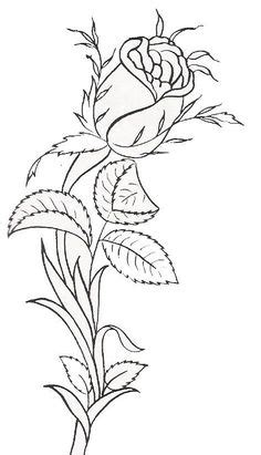free rose tattoo designs to print flower stencils printable success enjoy these free