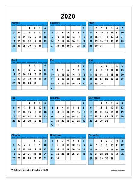kalender  zz michel zbinden nl