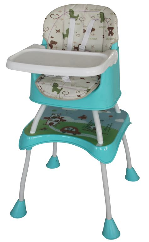Haig Chair Baby Safe high chair and booster seat green baby safe