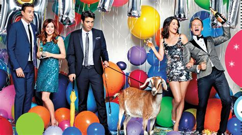 Calendrier How I Met Your Photo How I Met Your Promos Saison 9 Series Addict