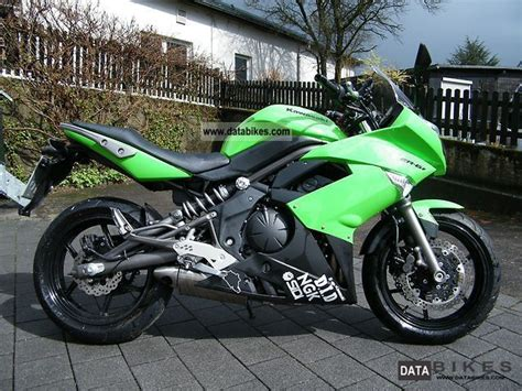 Aufkleber Kawasaki Er6f by Pin Er 6f 2009 Kawasaki 2010 2011 2006 On