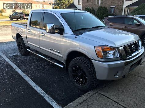 Wheels Nissan Titan wheel offset 2013 nissan titan flush leveling kit