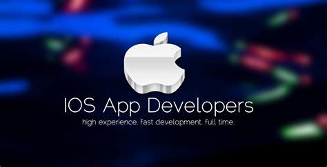 ios mobile developer mobile and web development