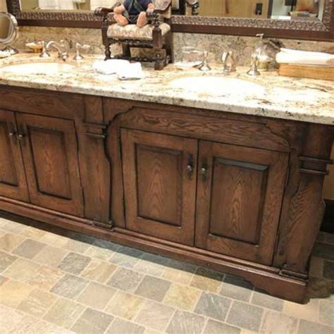 rustic bathroom furniture rustic bathroom vanities for sale americana rustic