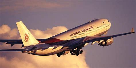 air alg 233 rie a perdu le contact avec un avion de
