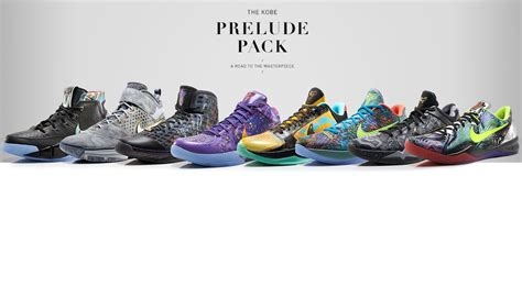 "Nike Kobe ""Prelude Pack"" Official Photos Kobe 6 Prelude Pack"